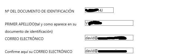 2-Rellenar datos solicitud
