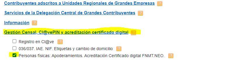 Cita hacienda certificado digital